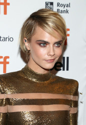 Cara Delevingne - 'Her Smell' Premiere during the 2018 Toronto International Film Festival 9/9/18