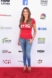 Sofia Vergara - Stand Up To Cancer Live in LA 9/7/18