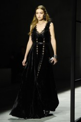 Gigi Hadid - Bottega Veneta Fashion Show in NYC 2/9/18