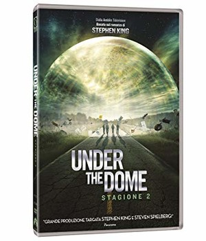 Under The Dome - Stagione 2 (2014) 4 x DVD9 Copia 1:1 ITA/ENG/FRE/GER