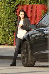 Mila Kunis - Out in LA 1/10/19