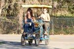 Selena Gomez at Lake Balboa park in Encino 02/02/2018486c8a737644903