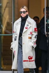 Hailey Baldwin - Out in NYC 3/8/19