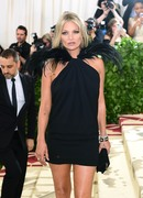 Kate Moss  -                     Met Gala Red Carpet New York City May 7th 2018.