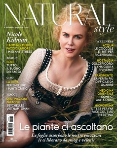 Nicole Kidman -                Natural Style Magazine May (2018).
