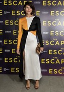 Gemma Arterton -                ''The Escape'' Screening London July 19th 2018.