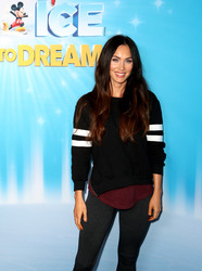 Megan Fox - Disney On Ice presents Dare to Dream in LA 12/14/18