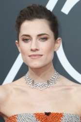 Allison Williams - 75th Annual Golden Globe Awards in Beverly Hills 1/7/18