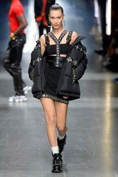 Bella Hadid - Versace Mensear Fashion Show in Milan 1/12/19