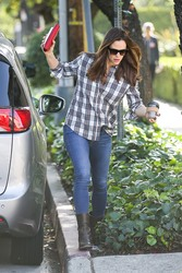 Jennifer Garner - Out in Brentwood 6/1/18