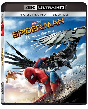 Spider-Man: Homecoming (2017) Full Blu-Ray 4K 2160p UHD HDR 10Bits HEVC ITA DTS-HD MA 5.1 ENG TrueHD 7.1 MULTI