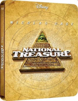 Il mistero dei Templari - National Treasure (2004) Full Blu-Ray 45Gb AVC ITA DTS 5.1 ENG TrueHD 5.1 MULTI