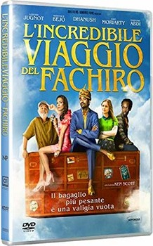 L'incredibile Viaggio Del Fachiro (2018) DVD9 COPIA 1:1 ITA/ENG