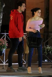 Ariel Winter - Out for dinner in Beverly Hills 3/24/19
