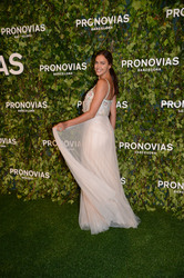 Irina Shayk - Pronovias fashion show  in Barcelona 4/23/18