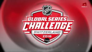 NHL Global Series Challenge 2018-10-01 New Jersey Devils vs. SC Bern - French 388b96990003494