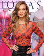 Josephine Skriver - Victoria's Secret Shop The Show Event in NYC 11/29/18