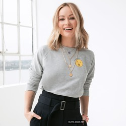 Olivia Wilde - ThredUp Capsule Collection,  4/17/2019