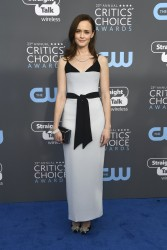Alexis Bledel - The 23rd Annual Critics' Choice Awards in Santa Monica 1/11/18