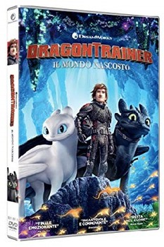 Dragon Trainer 3 - Il Mondo Nascosto (2019) DVD5 CUSTOM ITA