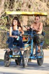 Selena Gomez at Lake Balboa park in Encino 02/02/2018678462737642883