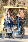Selena Gomez at Lake Balboa park in Encino 02/02/20186a5ec7737642833