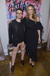 Alicia Silverstone - Christian Siriano New Store Launch in NYC 4/17/18