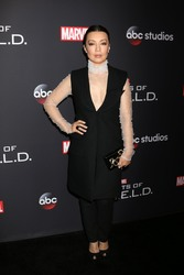 "Ming-Na Wen - ""Marvel's Agents Of S.H.I.E.L.D."" 100th Episode Party in LA (2/24/18)"