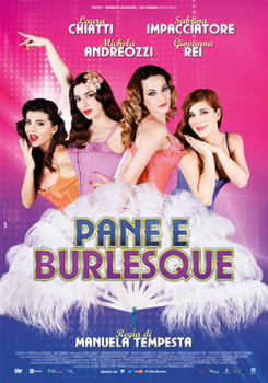 Pane e burlesque (2014) DVD9 Copia 1:1 ITA