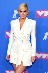 Kylie Jenner - 2018 MTV VMA's in NYC 8/20/18