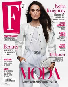 Keira Knightley -             F Magazine (Italy) February 27th 2019.