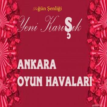 Düğün Şenliği Yeni Karışık Ankara Oyun Havaları (2019) Özel Albüm İndir