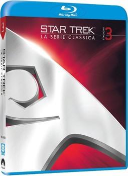 Star Trek - La serie classica - Stagione 3 (1969) [6-Blu-Ray] Full Blu-Ray 264Gb VC-1 ITA DD 2.0 ENG DTS-HD MA 7.1 MULTI