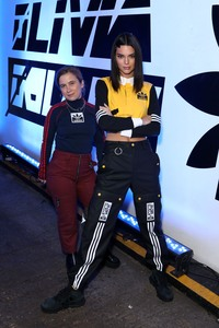 Kendall Jenner - Adidas Originals by Olivia Oblanc in London 11/15/18