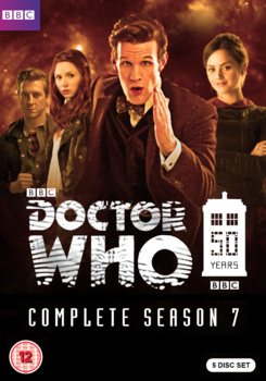 Doctor Who - Stagione 7 (2012) 4xDVD9 Copia 1:1 ITA-ENG