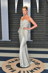 Kate Upton - 2018 Vanity Fair Oscar Party 3/4/18