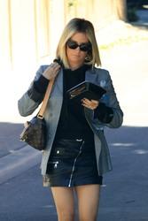 Ashley Tisdale - Out in LA 10/15/18
