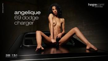 Angelique - 69 Dodge Charger  08/02/19