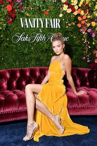 Josephine Skriver - Vanity Fair And Saks Fifth Avenue Celebrate Vanity Fair's Best-Dressed 2018 in NYC 9/12/18