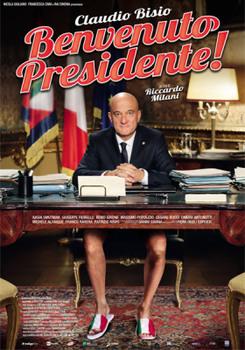 Benvenuto Presidente! (2013) DVD9 Copia 1:1 ITA