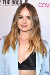 Debby Ryan at the Premiere of Cover Versions in Los Angeles - 4/9/18