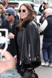 Ashley Graham - Michael Kors Fashion Show in NYC 2/14/18