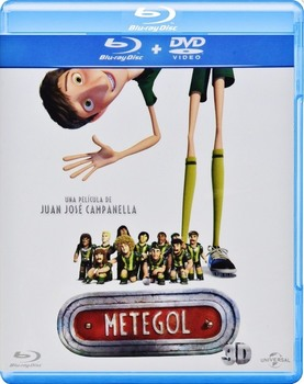 Goool! 2D/3D (2013) Full Blu-Ray 2D/3D 46Gb AVCMVC ITA SPA DTS-HD MA 5.1