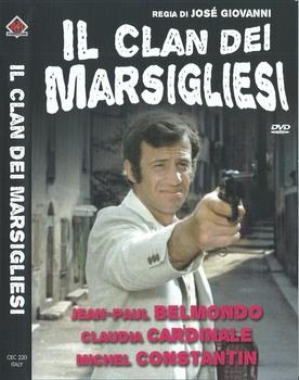 Il clan dei marsigliesi (1972) DVD5 COPIA 1:1 ITA FRA TED