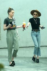 Amber Heard - Out in LA 3/12/18
