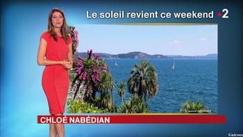 Chloé Nabédian - Août 2018 562861949169294