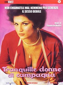 Tranquille donne di campagna (1980) DVD9 Copia 1:1 ITA