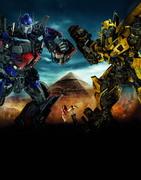 Трансформеры: Месть падших / Transformers Revenge of the Fallen (Шайа ЛаБаф, Меган Фокс, Джош Дюамель, 2009) 2175da1240031144