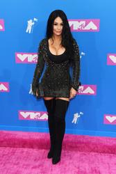 Jenni 'J-Woww' Farley - 2018 MTV VMA's in NYC 8/20/18