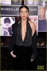 Sarah Hyland - Vanity Fair And Lancome Paris Toast Women In Hollywood 3/1/18
